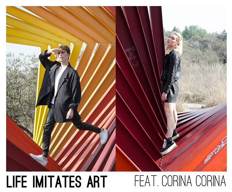 life imitates art feat Corina Corina Espinosa