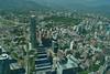 Santiago - Sky Costanera view 1