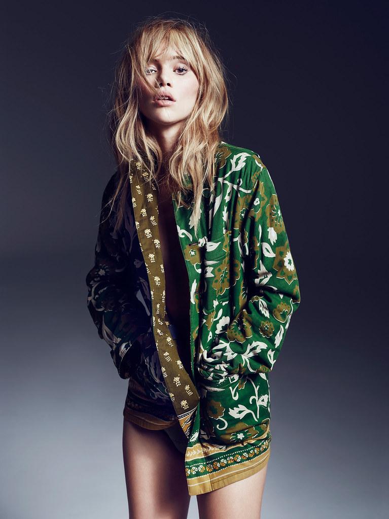 Сьюки Уотерхаус — Фотосессия для «Vogue» TH 2015 – 2
