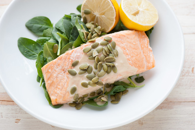 Anti-Cramp Salmon