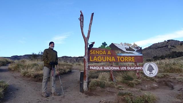 Senda Lago Torre
