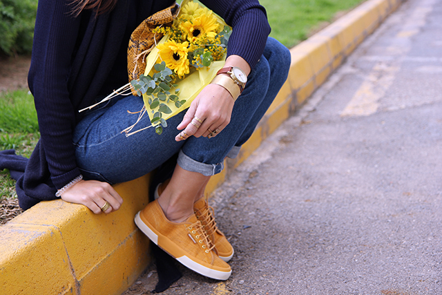 Yellow Superga Coohuco