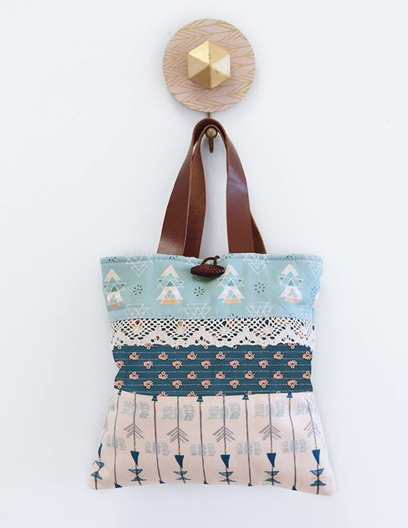 Fleet & Flourish Bag by Heidi Staples