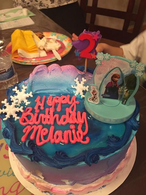 Melanie's 2nd Birthday Celebration