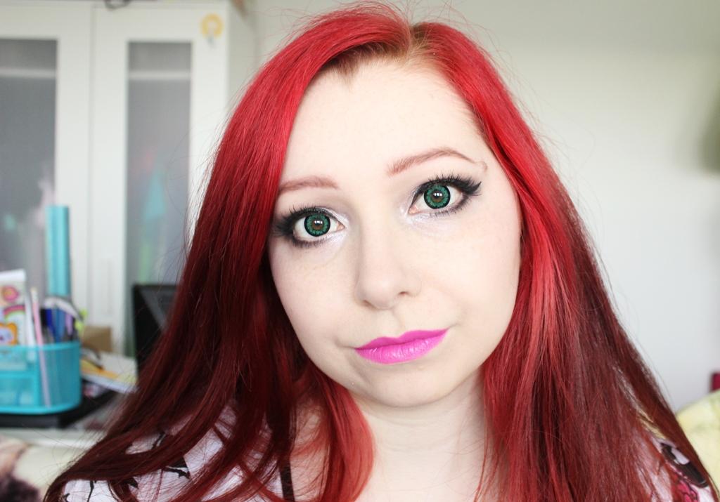 Valentine's Makeup (2)