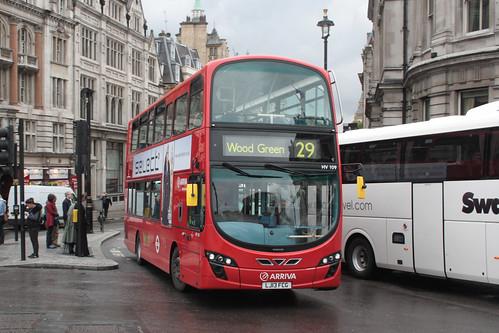 Arriva London North HV109 LJ13FCG