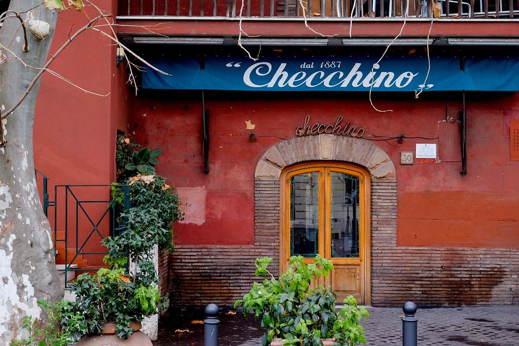 Checchino | Mister..X | Flickr