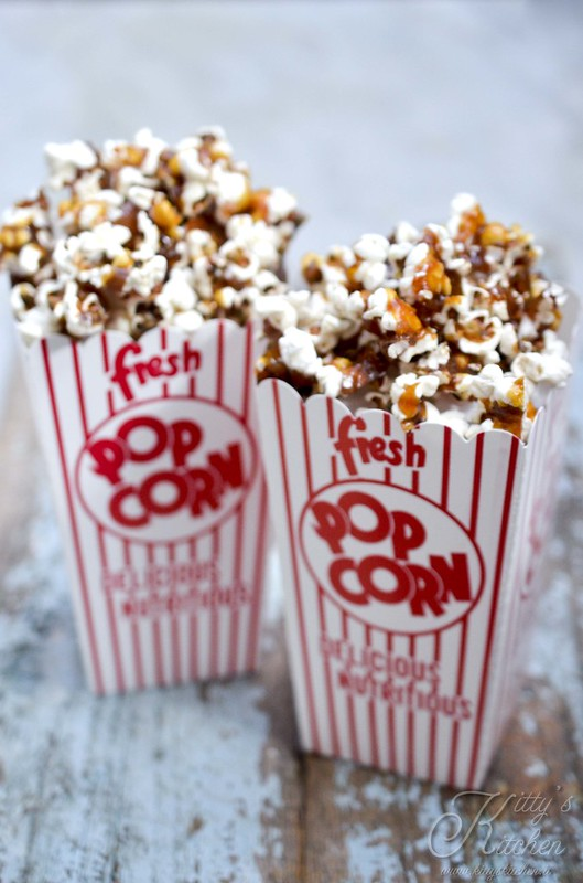 pop corn caramellati