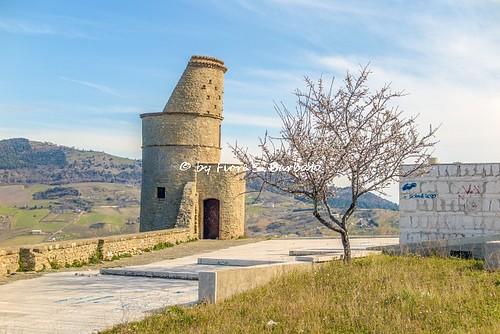 Tricarico (MT), 2016, La Torre Rabatana.