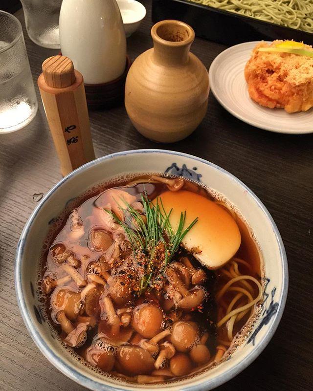 #soba #japanesenoodles #Tokyo #japan #travel #avazing