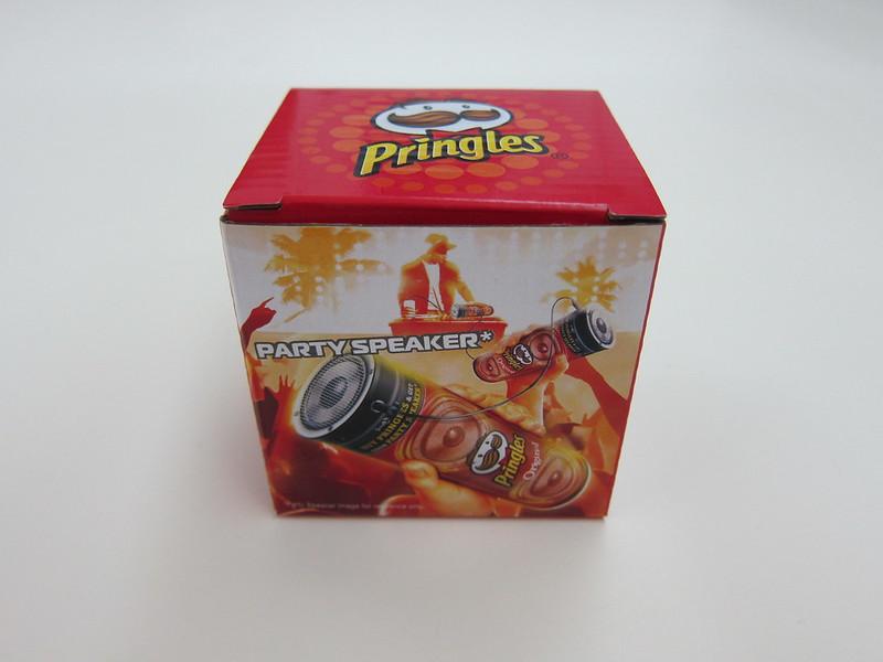 Pringles Party Speaker - Box