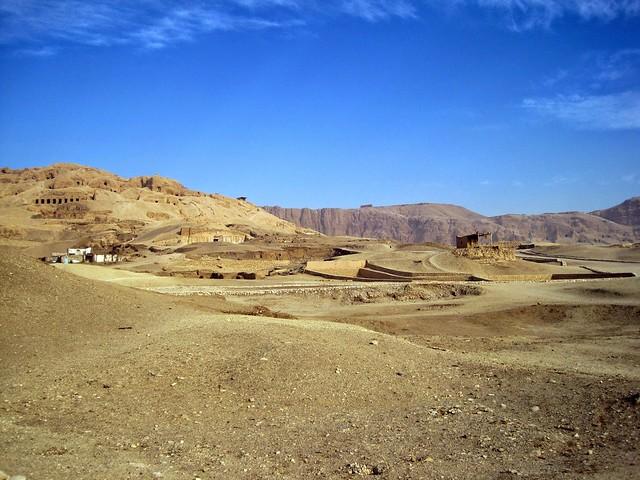 2015 Ägypten - Privatgräber (Noblen-Gräber) 1/2