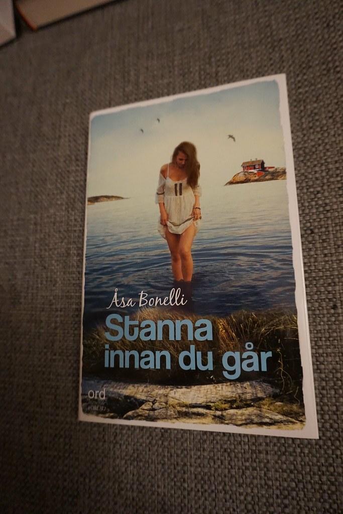 Stanna innan du går - Åsa Bonelli