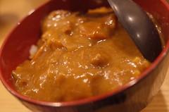 beef curry Kameido Kicchou 35