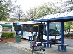 CATS Bus#1020 Gillig Restyled Diesel @The Arborteum