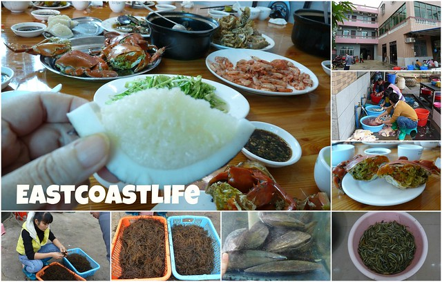 Haikou seafood