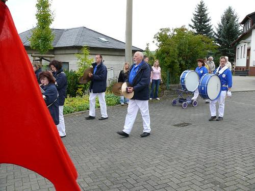 9.9.2007 Umzug JGV-Dedenbach