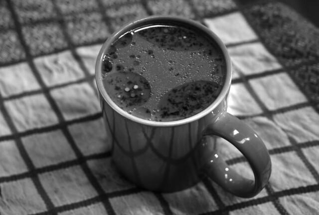 Cannabutter Coffee (2016)