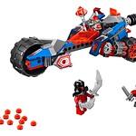 LEGO Nexo Knights Macy's Thunder Mace (70319)