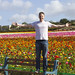 Me hanging out at the Flower Fields by San Diego Shooter