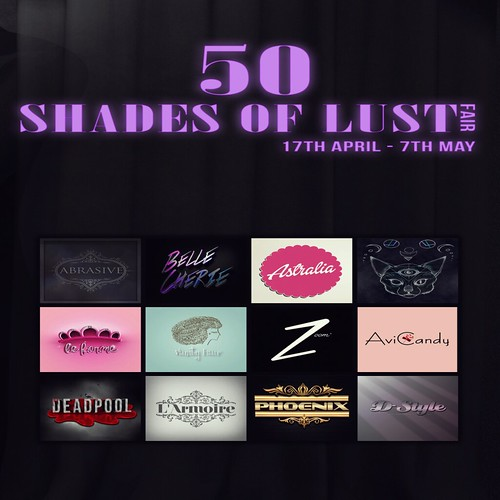 50 Shades Of Lust Fair 2 poster