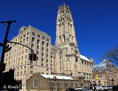 Riverside Church / Back