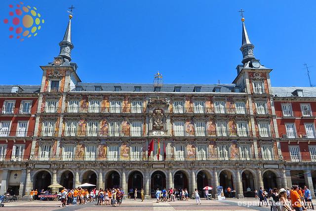 as principais atrações de Madri: o Madrid de los Austrias