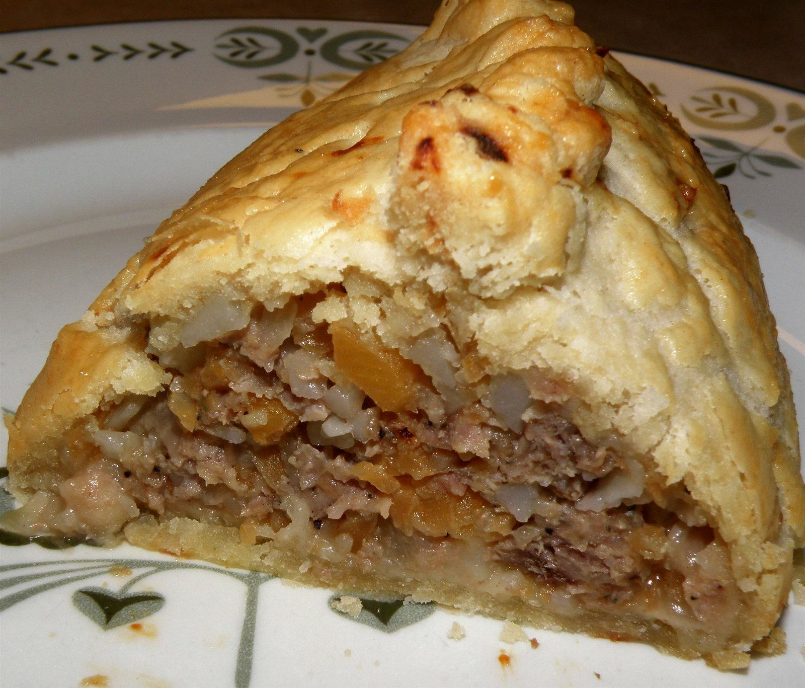 Cornish Pastie. Credit Jim Hammer, flickr