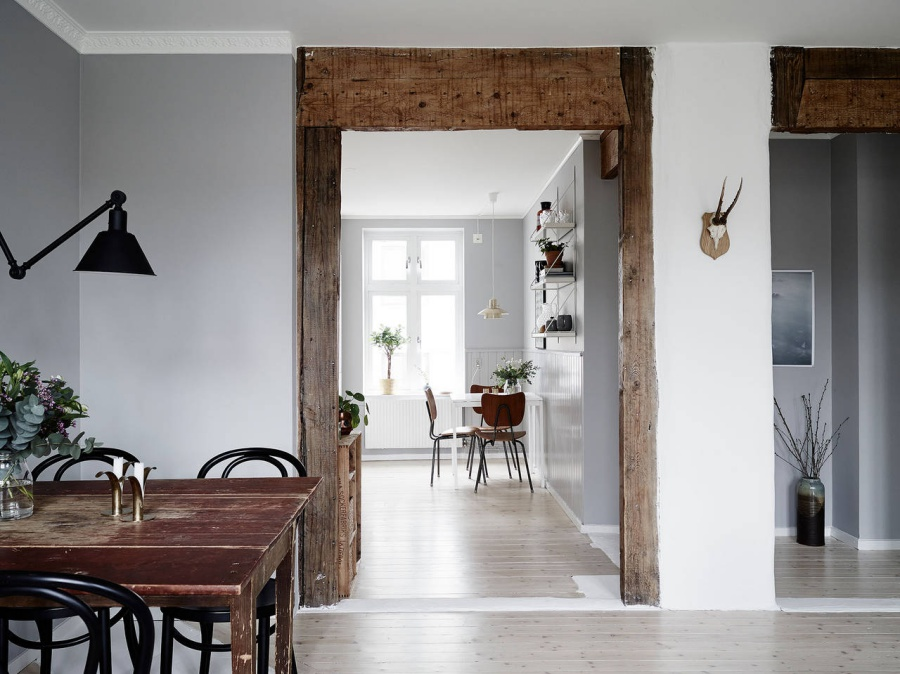 Soft Grey Home