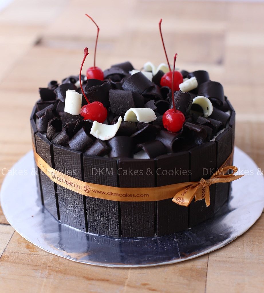 1. Black Forest DKM Cakes