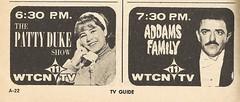 Patty Duke and John Astin, WTCN-TV 1966