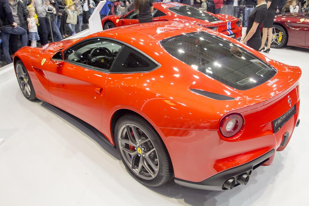 Ferrati F12 Berlinetta - Motor Show Poznan / Poland