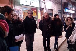 Noicattaro. Tour edicole votive front