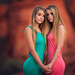 Hailee & Jaci by ljholloway photography