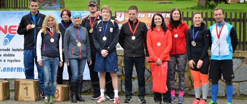 Starobydžovský půlmaraton vyhrál Mrázek