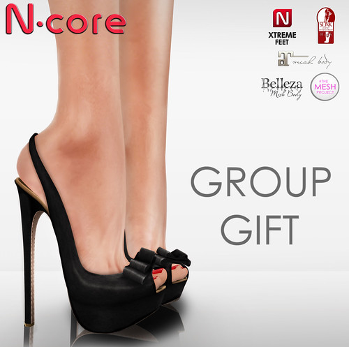 N-core New GROUP GIFT