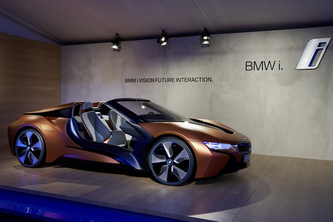 [新聞照片] BMW i VISION FUTURE INTERACTION