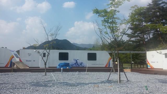 용유리캠핑장