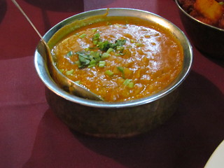 Daal at Veggie Hut
