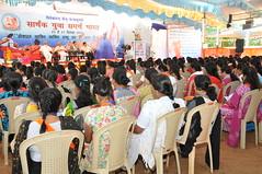 Sarthak Yuva Samarth Bharat at Kanyakumari