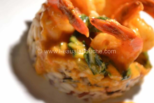 Crevettes et Bettes au Curry Rouge © Ana Luthi Tous droits réservés 18