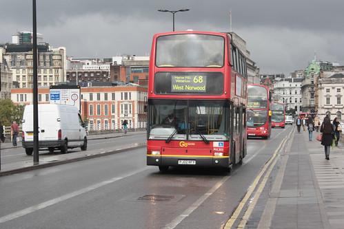 London Central PVL303 PJ02RFY