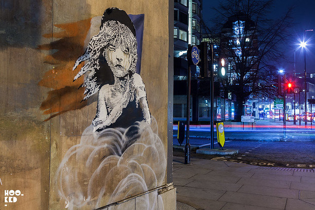 Banksy_Les_Miserables — London 2016