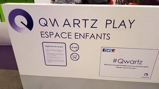 Qwartz play - Espace enfants