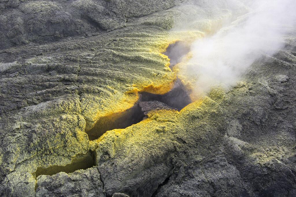 Sulfur Fumarole