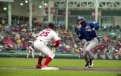 Jim Thome- Sammy Sosa