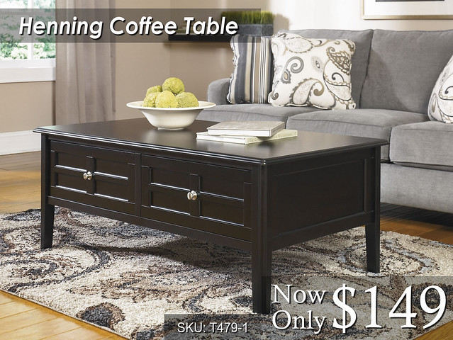 Henning Coffe Table