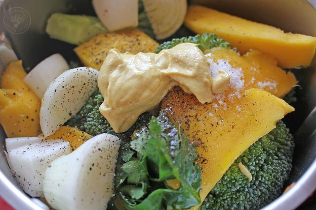 Ensalada de brócoli, zanahoria www.cocinandoentreolivos.com (13)