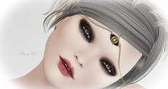 Glam Affair Kat ( Lelutka Mesh Head Applier ) Polar - We<3rp