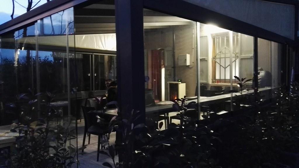 Plateatici per bar e ristoranti